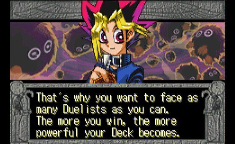 Yu Gi Oh The Eternal Duelist