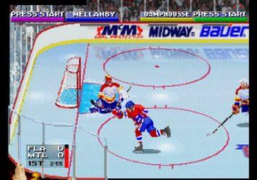 NHL Open Ice 2 on 2 Challenge