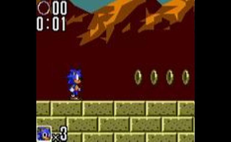 Sonic the Hedgehog II