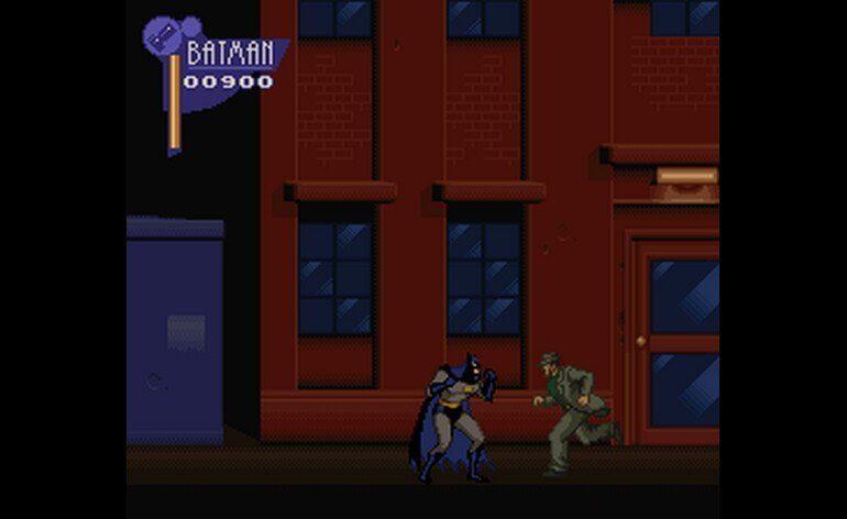 Adventures of Batman Robin The Europe
