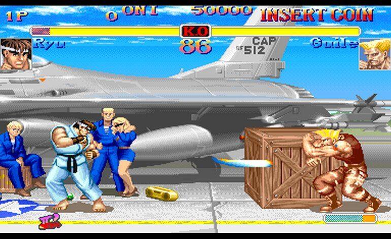 Hyper Street Fighter II The Anniversary Edition 031222 Japan