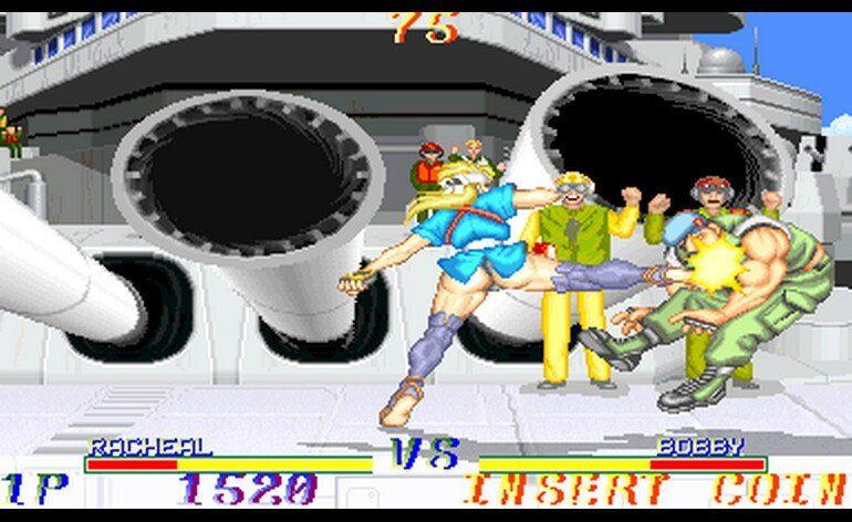 Martial Champion ver JAA