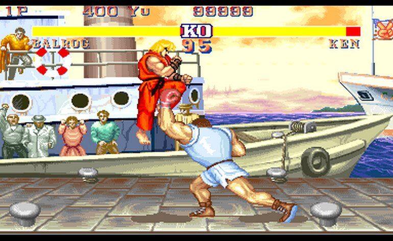Street Fighter II Xiang Long bootleg set 1 811102 001 Bootleg